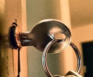Tür zugezogen Hannover Bemerode Kirchrode